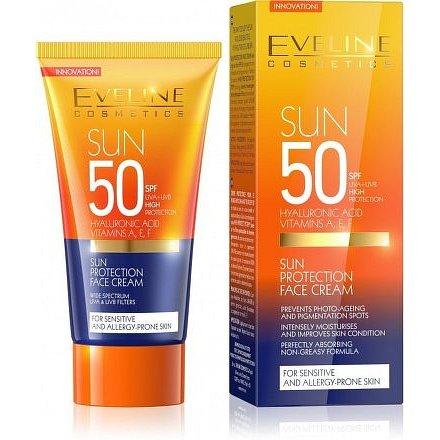 Avon Sun opalovací krém na obličej SPF30 50 ml