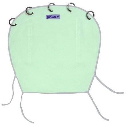 Dooky clona Reversible Mint/Grey