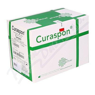 Curaspon Tampon CS-210 prům.30x80mm 15ks - II.jakost