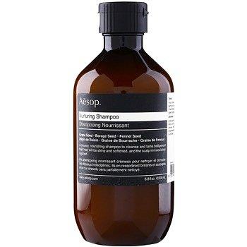 Aēsop Hair Nurturing výživný šampon pro nepoddajné vlasy  200 ml