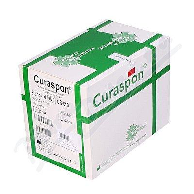 Curaspon Standard CS-010 80x50x10mm 20ks - II.jakost