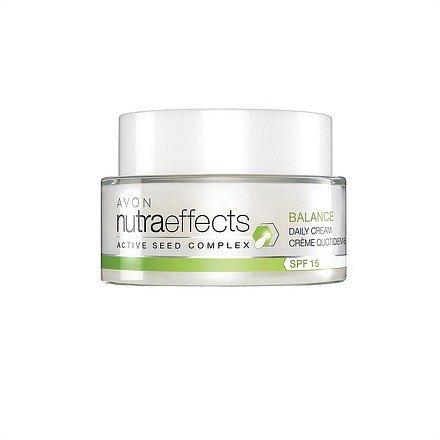 Avon Nutraeffects Matující denní krém SPF 15 50 ml