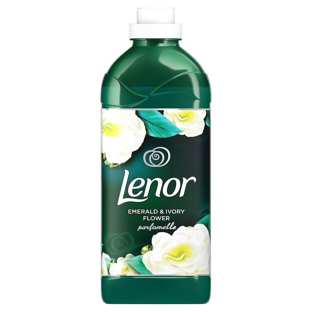 LENOR Emerald & Ivory Aviváž 1420 ml 48 praní