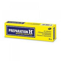 Preparation H rektální mast 25g