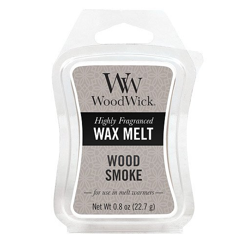 WoodWick Vonný vosk Wood Smoke  22,7 g