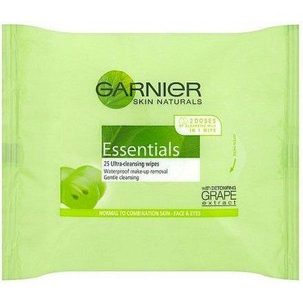 Garnier čistící odličovací ubrousky pro normální až smíšenou pleť 25ks