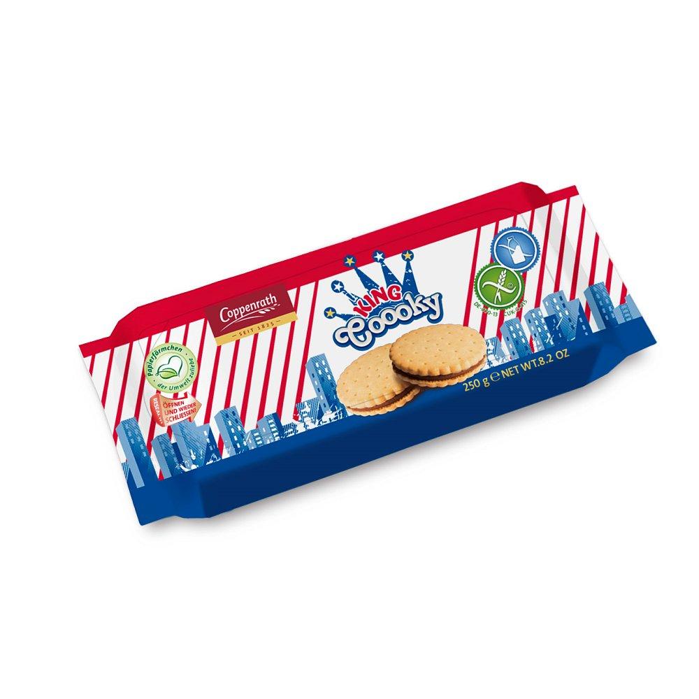 COPPENRATH Královské sušenky bez lepku a bez laktózy 250 g
