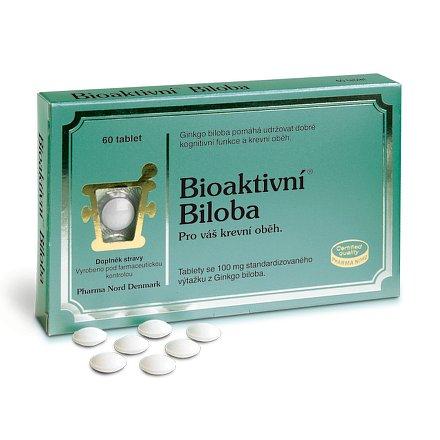 Bioaktivní Biloba cps.60