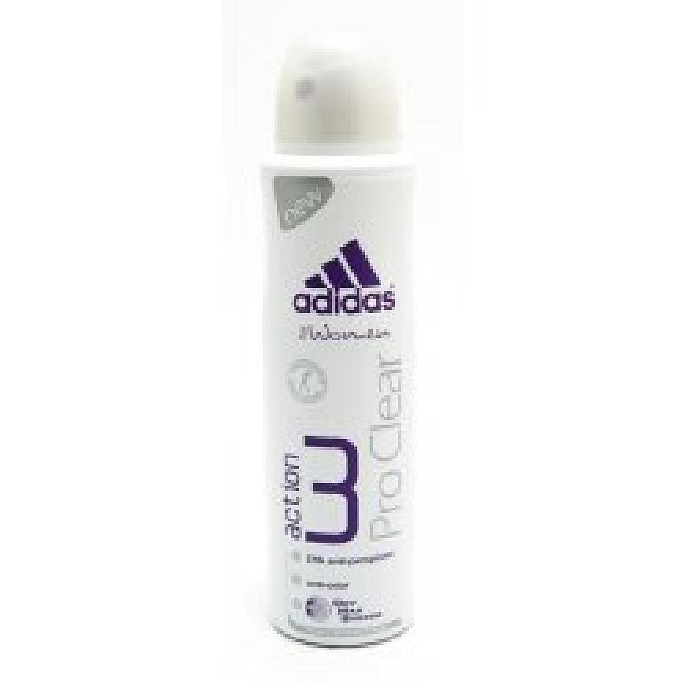 ADIDAS Women deo spray 150 ml Clear