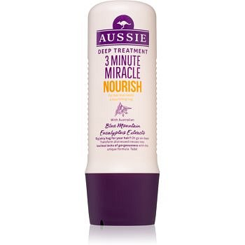Aussie 3 Minute Miracle Nourish hloubkově vyživující kondicionér 250 ml