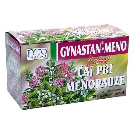 GYNASTAN® MENO bylinný čaj při menopauze 20x1.5g Fytopharma