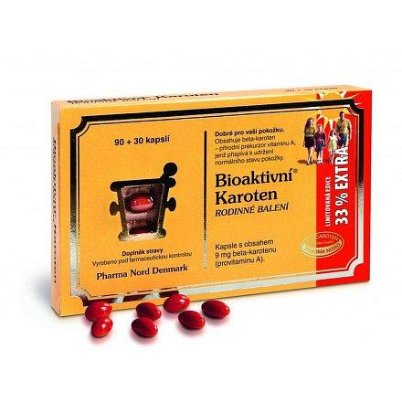 Bioaktivní Karoten Rod. balení cps.90+30