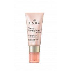Nuxe Creme Prodigieuse Boost korekční gelový balzám na oční okolí 15 ml