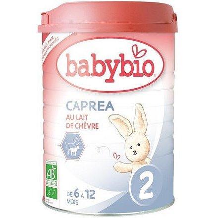 BABYBIO Kozí 2 Caprea 900 g