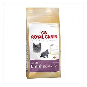 Royal Canin BRITISH SHORTHAIR CAT (>12m) 2kg