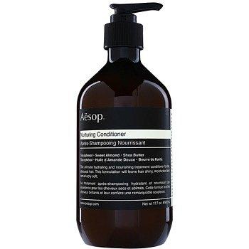 Aēsop Hair Nurturing vyživující kondicionér pro suché, poškozené a chemicky ošetřené vlasy  500 ml
