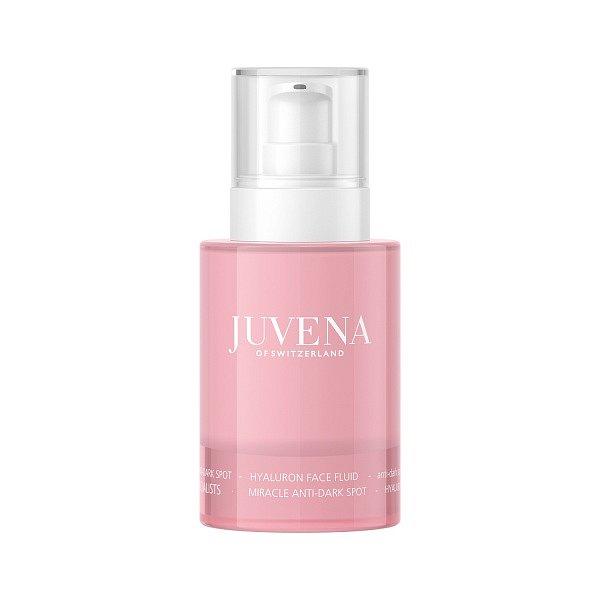 Juvena Miracle Anti-Dark Spot Face Fluid Hyaluronový pleťový fluid proti pigmentovým skvrnám a vráskám 50 ml