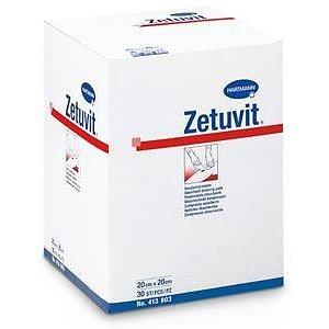 Kompres Zetuvit E nesterilní 20x20cm 50ks - II.jakost