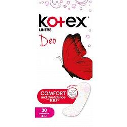 Kotex Liners Deo SuperSlim 20 ks