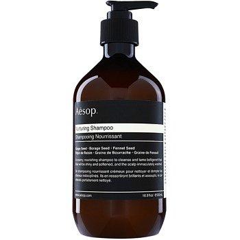 Aēsop Hair Nurturing výživný šampon pro nepoddajné vlasy  500 ml