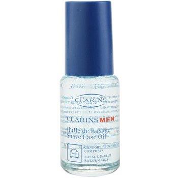 Clarins Men Shave olej na holení pro všechny typy pleti  30 ml