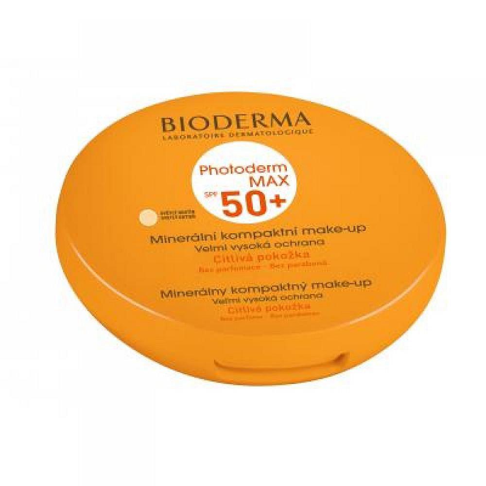 BIODERMA Photoderm MAX Kompaktní make-up Světlý odstín SPF 50+ 10 g
