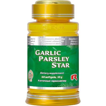 Garlic Parsley Star 60 sfg