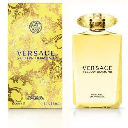 Versace Yellow Diamond Shower gel 200 ml