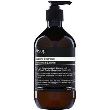 Aēsop Hair Equalising šampon pro obnovení rovnováhy pokožky hlavy  500 ml