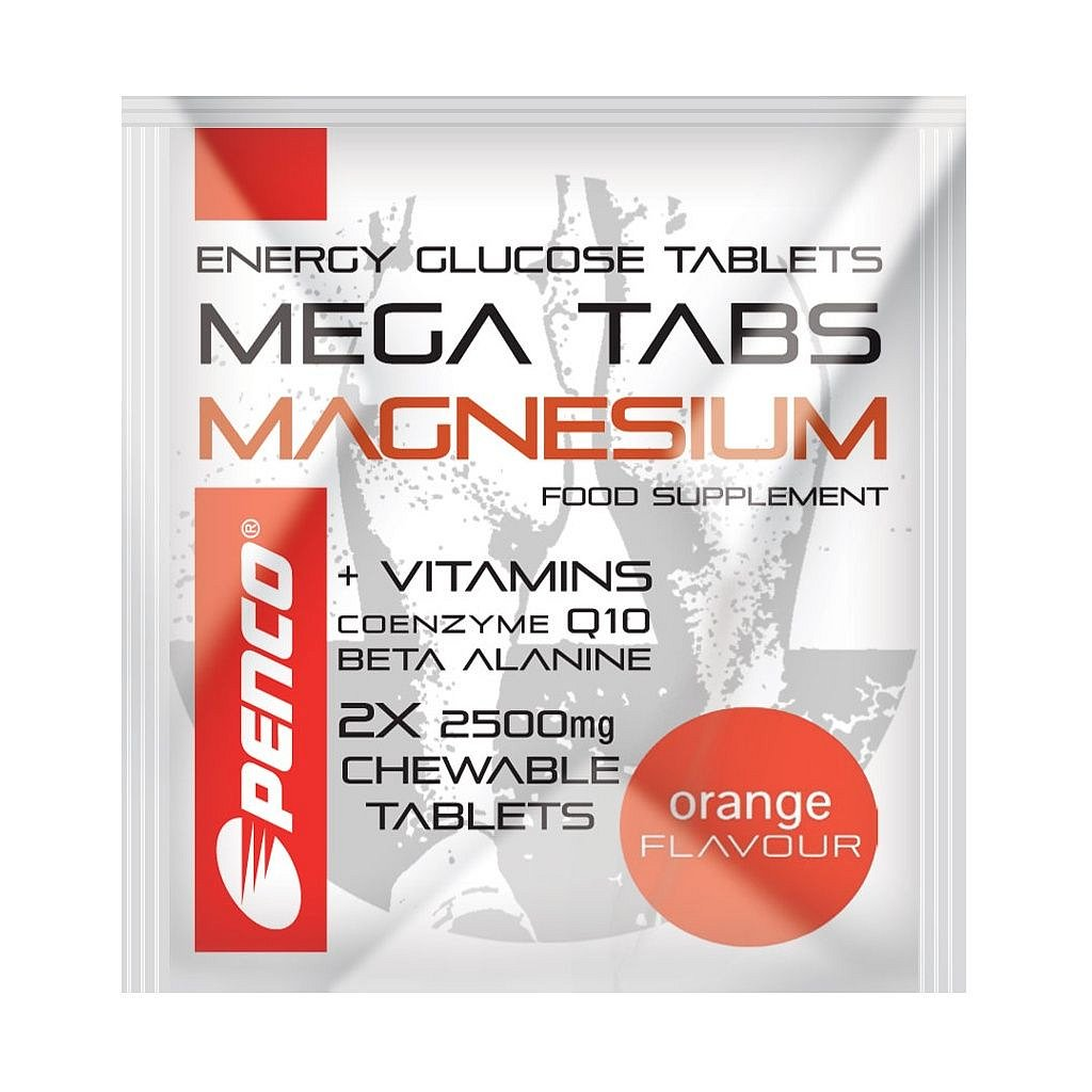 Penco Mega Tabs Magnesium 2 tablety