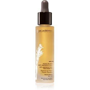 Academie Oily Skin Anti-Imperfections Treatment Oil pečující olej proti nedokonalostem pleti 30 ml