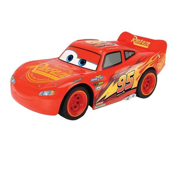 Dickie RC Cars 3 Turbo Racer Blesk McQueen 17cm