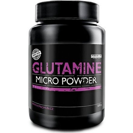 Glutamine Micro Powder 500g