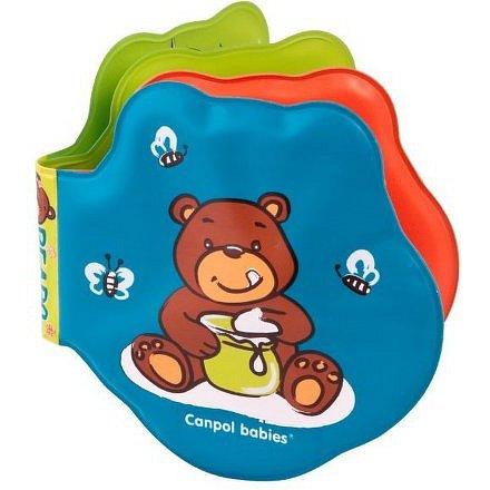 Měkká knížka pískací vybarvovací medvíci