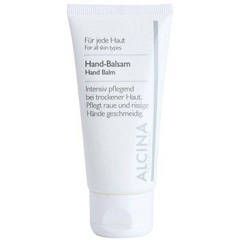 Alcina For All Skin Types balzám na ruce pro suchou a popraskanou pokožku 50 ml
