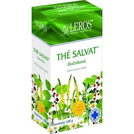 LEROS The Salvat perorální léčivý čaj 1 x 100 g sypaný
