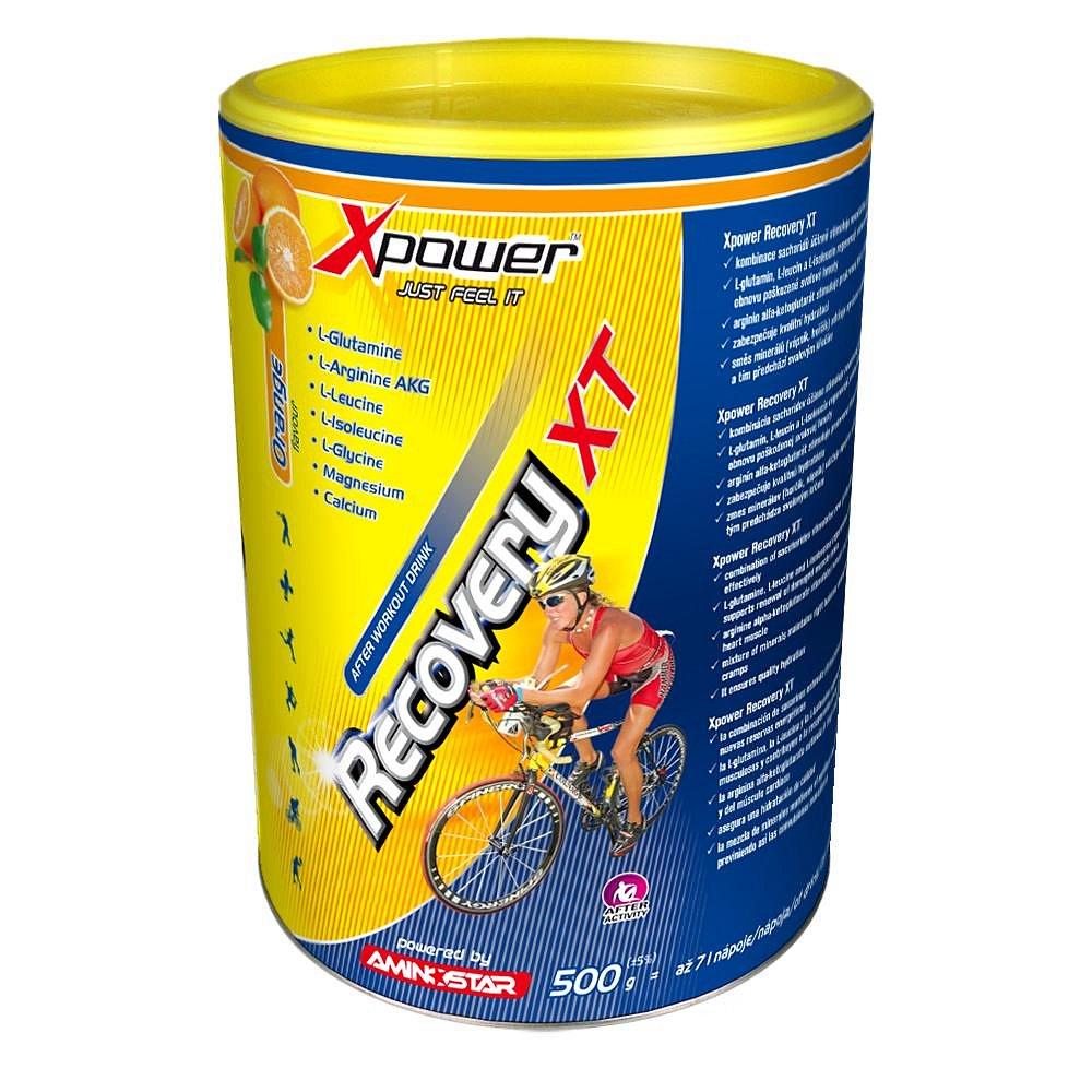 Aminostar Xpower Recovery XT 500g pomeranč