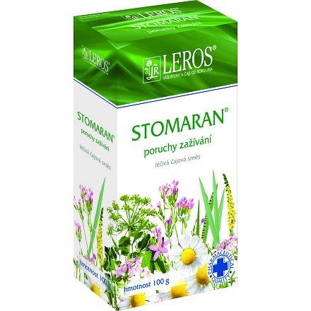 LEROS Stomaran perorální léčivý čaj 1 x 100 g sypaný
