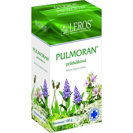 LEROS Pulmoran perorální léčivý čaj 1 x 100 g sypaný