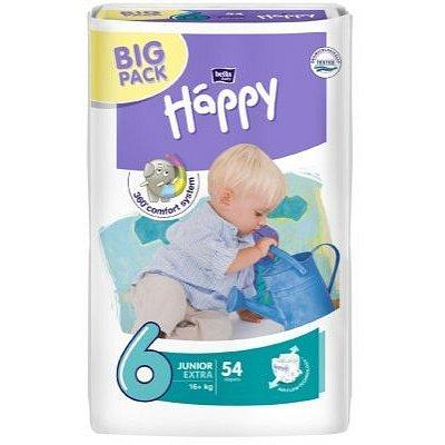 Bella Baby HAPPY Junior extra Big Pack á 54 ks