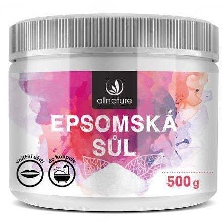 Allnature Epsomská sůl 500g