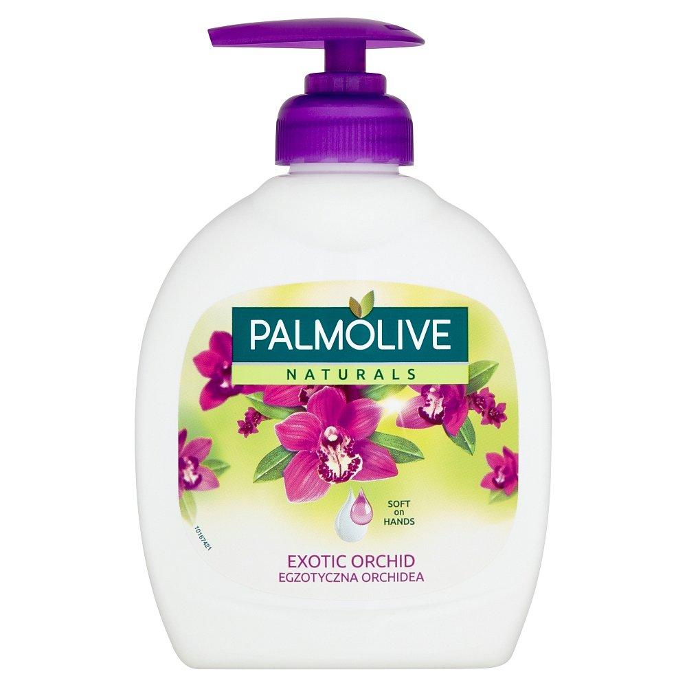 Palmolive tekuté mýdlo 300ml Black Orchid