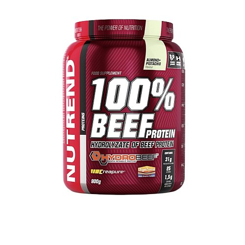 100% Beef Protein 900g čokoláda + lískový ořech