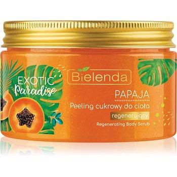 Bielenda Exotic Paradise Papaya regenerační peeling 350 g