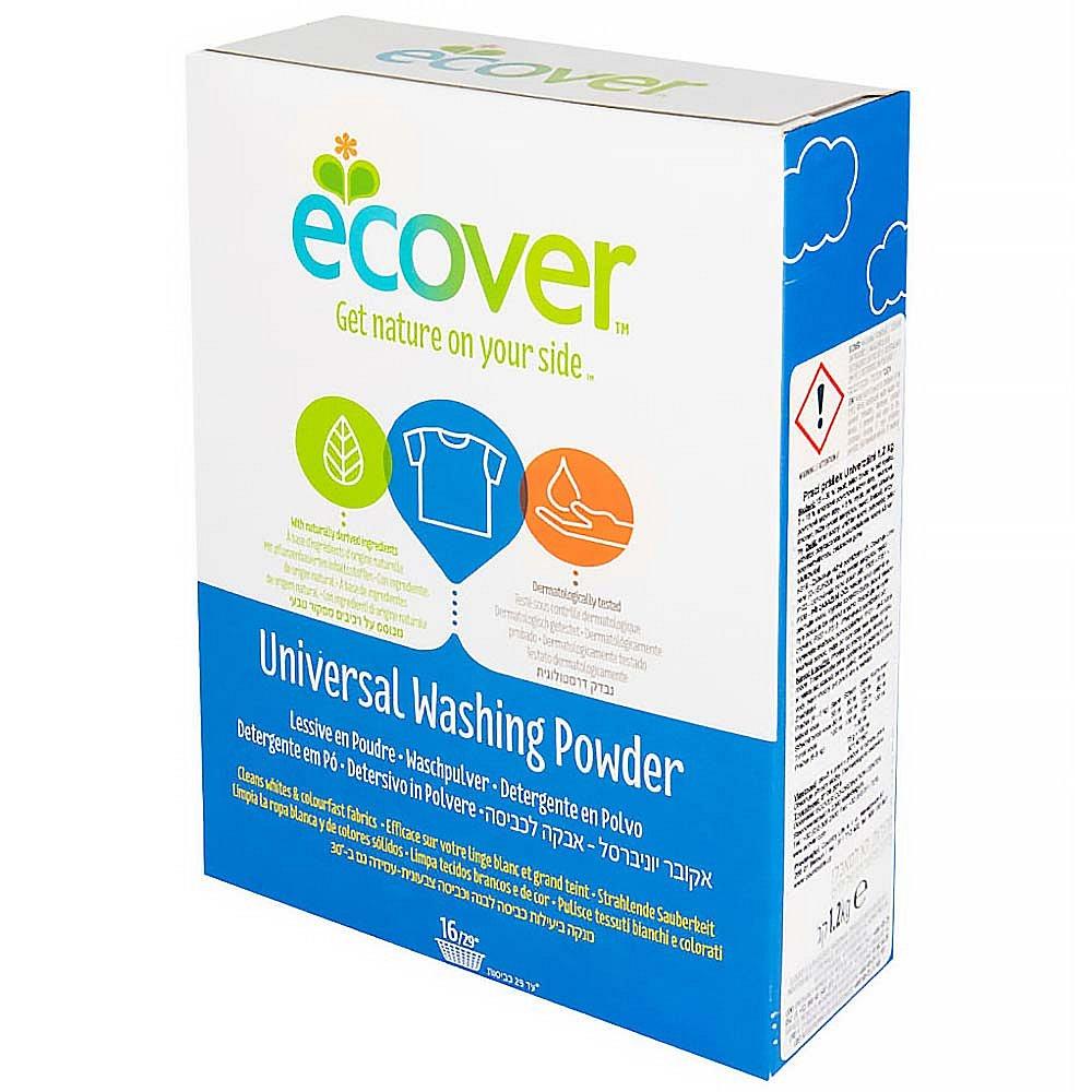 ECOVER univerzální prací prášek 1,2 kg