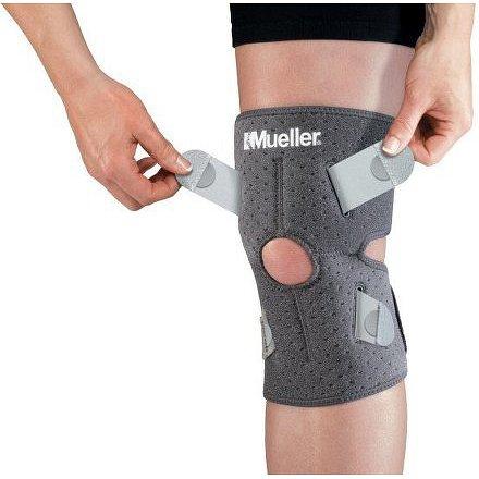 MUELLER Adjust-to-fit knee support bandáž na koleno