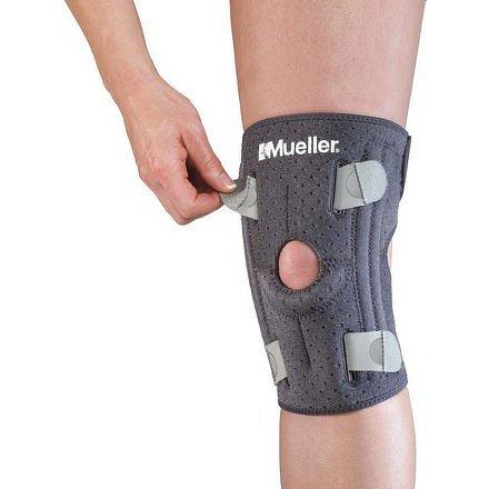 MUELLER Adjust-to-fit knee strabilizer, ortéza na koleno