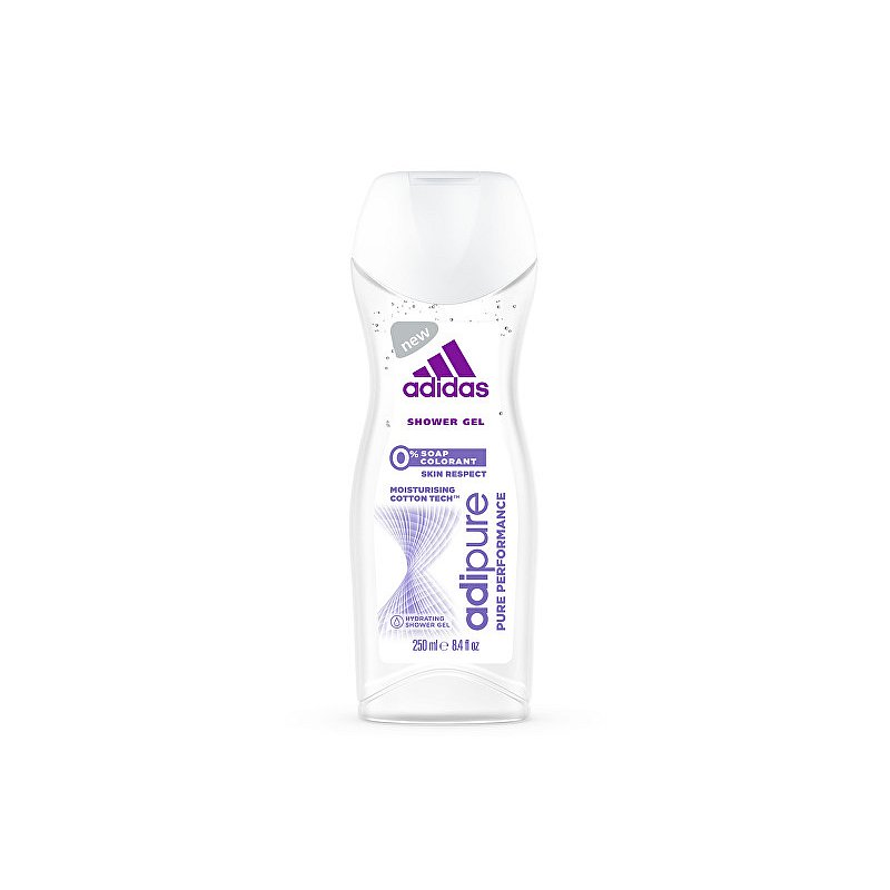 Adidas Adipure For Her sprchový gel 250 ml