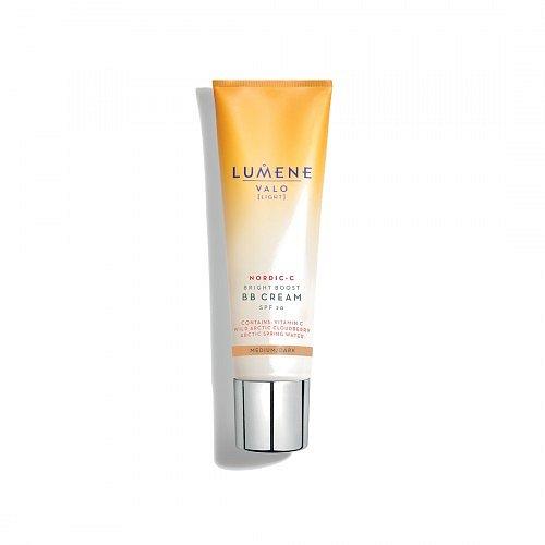 Lumene Bright Boost BB Cream SPF20 medium/dark 30ml