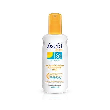 ASTRID SUN mléko na opalování spray OF30 200 ml